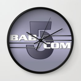 Babcom Wall Clock