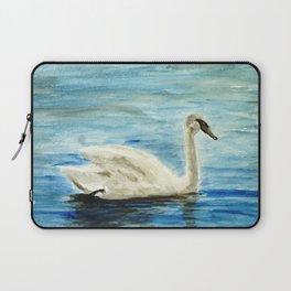 swan Laptop Sleeve