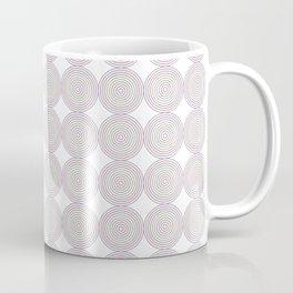 Colorful circle grid Coffee Mug