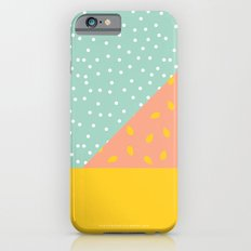 80's Abstract 1 iPhone 6 Slim Case