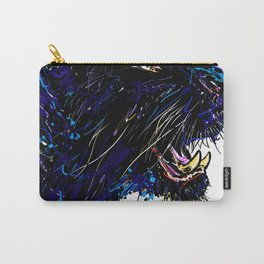 PANTHER portrait Carry-All Pouch