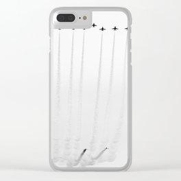 Soar. Clear iPhone Case