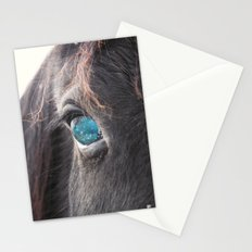 Stars In Her Eyes Stationery Cards