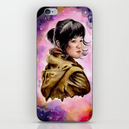 Rose Tico iPhone Skin