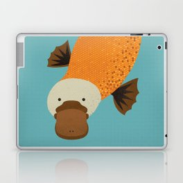 Whimsy Platypus Laptop & iPad Skin