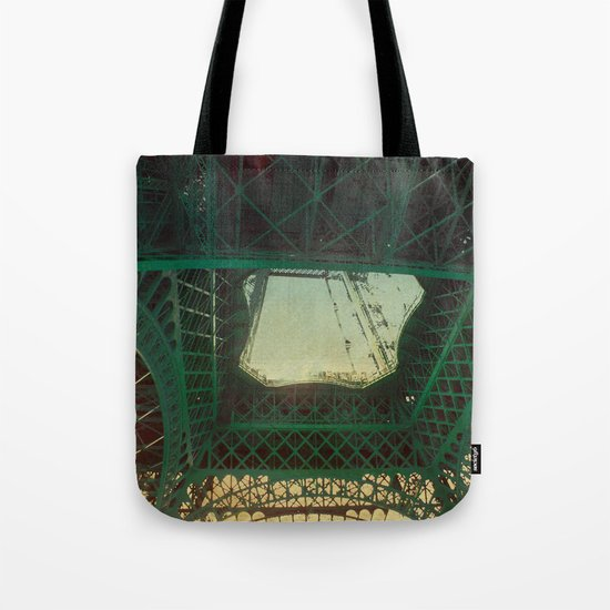 in the eye Tote Bag