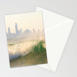 Coastal Waves Stationery Cards