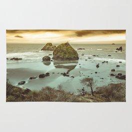 California Ocean West Coast Rug