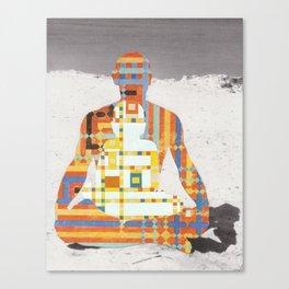 Repetitive Tendencies Canvas Print