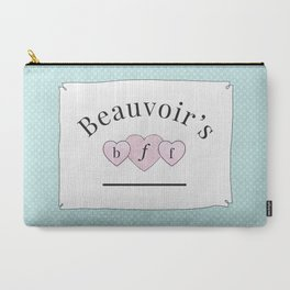 Beauvoir's B.F.F. Carry-All Pouch