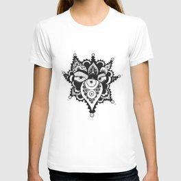 Ornamental Eyes T-shirt