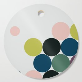 cluster || chill Cutting Board