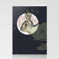 interstellar Stationery Cards featuring Interstellar by Shany Atzmon