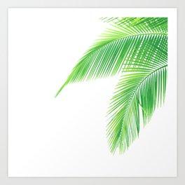 Simply Tropical Art Print