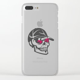 feel what you wear. Clear iPhone Case