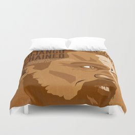 Quentin Tarantino's Plot Movers :: Django Unchained Duvet Cover