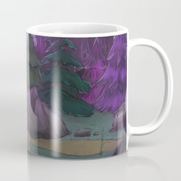 Getting Lost Coffee Mug