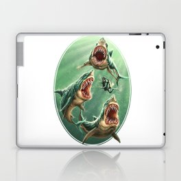Great White Sharks #1 Laptop & iPad Skin
