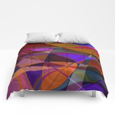 Abstract #376 Comforters