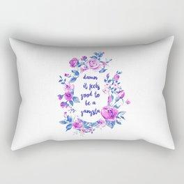 Gangsta Rectangular Pillow