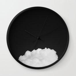 Black Clouds II Wall Clock
