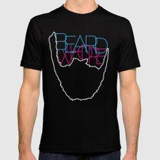 Beard Whore [ver.1] Mens Fitted Tee MEDIUM Black