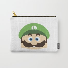 Super Mario Luigi  Carry-All Pouch