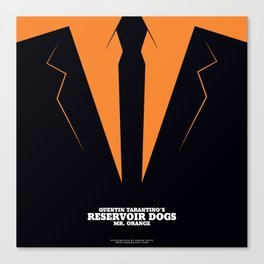 Reservoir Dogs Mr. Orange Canvas Print