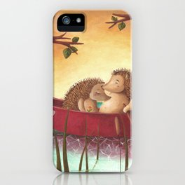 A life together iPhone Case