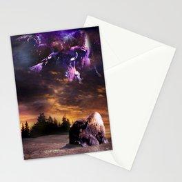 Bufalo Nights Stationery Cards