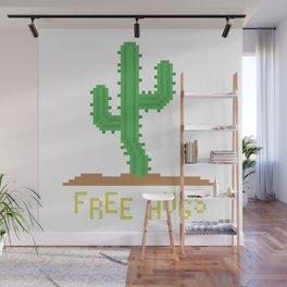 free hugs 2 Wall Mural