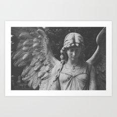 Angel no. 1 Art Print