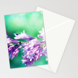 Tribute to a friend Stationery Cards