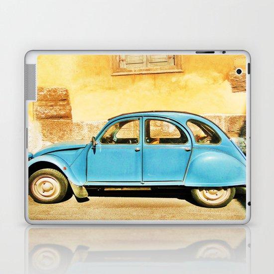 Vintage Citroen Laptop & iPad Skin