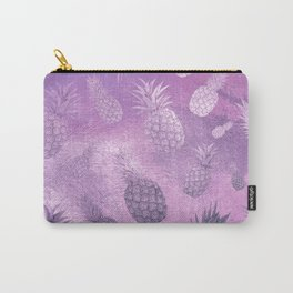 Ananas Fruit Pattern 3 Carry-All Pouch