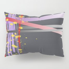 Lightray Cyberspace Pillow Sham