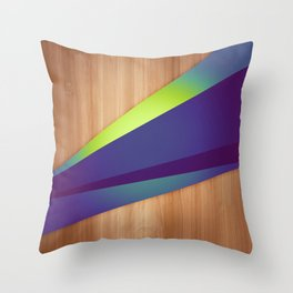 Session 13: XXXIII Throw Pillow