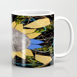 Slices of Moon Cheese Coffee Mug