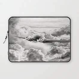 Ghost Flight- Amelia Earhart  Laptop Sleeve