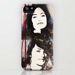 Love's Aesthetic unedited iPhone Case