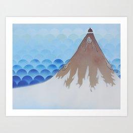 Ninhursag Art Print