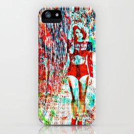 Lauren Cohan iPhone Case