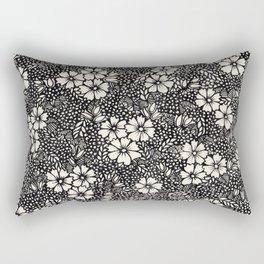 Flowers. Rectangular Pillow