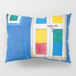 Colorful Indian Door Pillow Sham