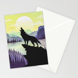 LANDSPACE POP ART Stationery Cards