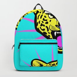 Wild Leopard Star Backpack
