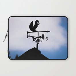 Mylor Bridge - Weather Vain Laptop Sleeve
