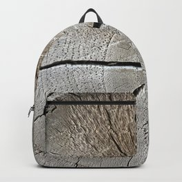 dry wood branch Backpack