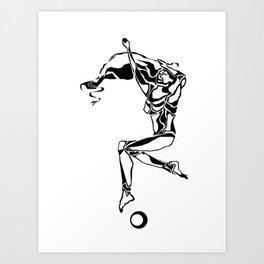 Familiarity Art Print