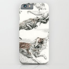 The Tracks iPhone Case